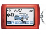 Автосигнализация StarLine D94 2CAN GSM-GPS - брелок